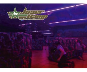 COMBATE LASER TAG COMBAT GRANOLLERS - AMETLLA VALLES - LASER CAMP VALLES