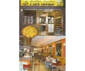 CAFE BAR IBERIC CANOVELLES, GRANOLLERS