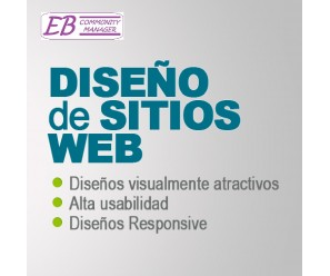 EB COMMUNITY MANAGER. CREACION PAGINAS WEB Y GESTION DE REDES SOCIALES