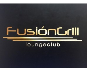 Fusion Grill Restaurant Lounge Club and cocktails