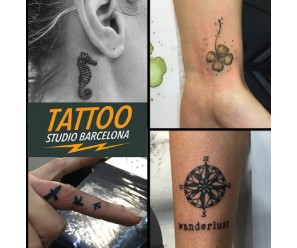 MINI TATTOO POR SÓLO 29,90€