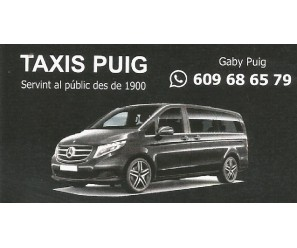 TAXIS PUIG